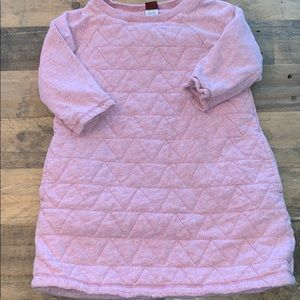 Tea Collection quilted dress with pockets Size 3